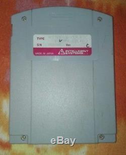 Wide Boy 64 N64 PROTOTYPE ULTRA RARE GRAIL Gameboy Color Version Nintendo 64
