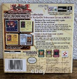 Yu-Gi-Oh Dark Duel Stories Game Boy Color + 3 Rare Cards Seiyaryu Salamandra CIB