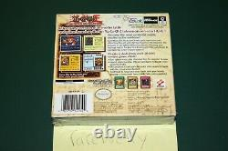 Yu-Gi-Oh! Dark Duel Stories (Game Boy Color) NEW SEALED EXCELLENT, RARE + CASE