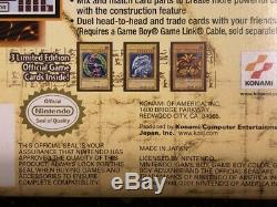Yu-Gi-Oh Dark Duel Stories Game Boy Color New Factory Sealed