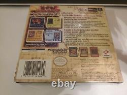 Yu-Gi-Oh Dark Duel Stories Game Boy Color New Factory Sealed 3 super rare cards