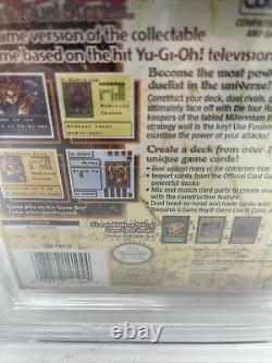 Yu-Gi-Oh Dark Duel Stories Graded WATA 7.5 A New Sealed Nintendo Game Boy Color
