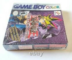 Yu-Gi-Oh Dark Duel Stories Sealed! (Nintendo Game Boy Color, 2002)