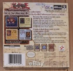 Yu-Gi-Oh Game Boy Color Dark Duel Stories RARE WithCARDS BRAND NEWithFACTORY SEALED