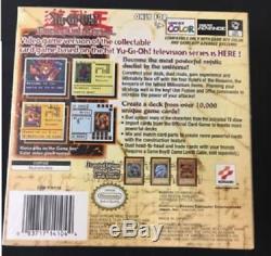 YuGiOh Dark Duel Stories DDS GameBoy Color SEALED Blue-Eyes Dark Magician Exodia