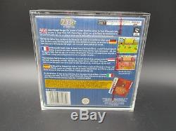 Zelda Oracle of Ages NEU Gameboy Color OVP CIB Nintendo Sealed + Ninodo Game Box
