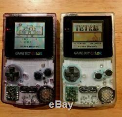 1998 Encadré Pokemon Couleur Nintendo Gameboy, Tout Excellent, Art De Mur Rétro