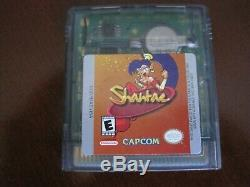 Authentique Shantae Gameboy Color Gbc