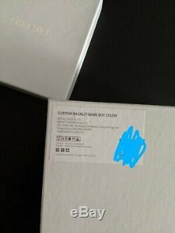 Chroma Game Boy Color Lumière