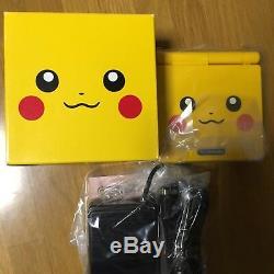 Color Pokemon Center Limited Pikachu Nouveau Japan F / S