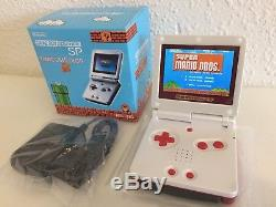 Consola Game Boy Avance Sp Ags 101 Famicom Couleur Gba Sp Retroiluminada