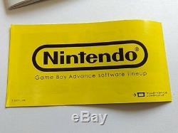 Console Console Couleur Nintendo Gameboy Micro Purple, Manuel, Emballé / Testé-l5