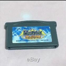 Console De Couleur Rare Nintendo Gameboy Micro Famicom Testée Pour Le 20e Anniversaire F / S