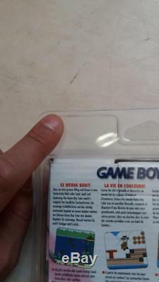 Console Game Boy Color Rose Console Nintendo Gbc Neuf Blister Rigide