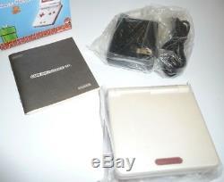 Console Game Boy Sp Famicom Couleur Édition Limitée Ags-001 Région Ntsc Jap Gratuit