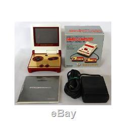 Console Nintendo Game Boy Advance Sp Famicom Color Japan Nouveauté De Jeu F / S Utilisé