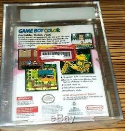 Console Nintendo Game Boy Color Berry Neuve Scellée Vga 85+ Non Recyclé À L'état Neuf