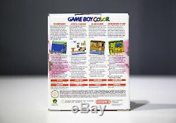 Console Nintendo Game Boy Color (gbc) Neuf / Neuf