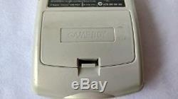 Console Nintendo Gameboy Color Pokemon Édition Limitée Argentée, Game Boxed-a626