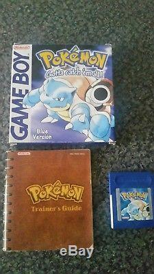 Ensemble Console Nintendo Couleur Jaune Comprenant Du Bleu Pokemon