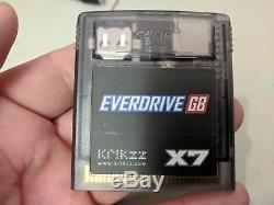 Everdrive GB X7 Pour Game Boy / Couleur (official Krikzz) Dernière Révision