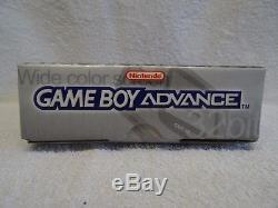 Game Boy Advance Console Violet En Couleur Brand New Uk Pal