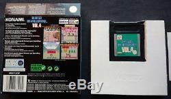 Game Boy Color Konami GB Collection Vol. 4 Castlevania Belmont Revenge Cib