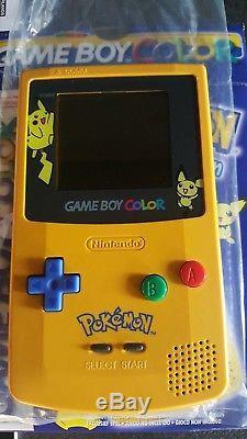 Game Boy Color Pokemon Spécial Edition
