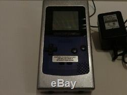 Game Boy Couleur Kiosque Gameboy Affichage Interactif Pour Magasin Nintendo Sign Promo Rare