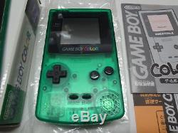 Game Boy Couleur Vert Clair Jouets R Us Édition Limitée Nintendo Japon Nouveau / C