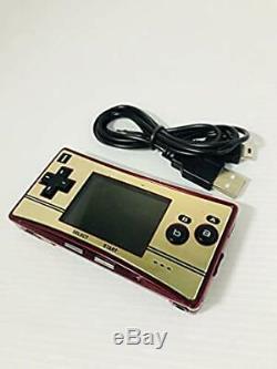 Game Boy Micro Famicom Couleur Du Japon Gameboy Micro 20 Modèle Japon