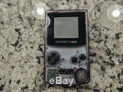 Gameboy Advance Et La Couleur Gameboy. Avec La Couleur Gameboy / Avancer Des Jeux, 15 Au Total
