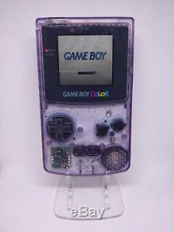 Gameboy Color 101, Modification Du Contre-jour, Personnalisé, Ruban Bennvenn, Ags-101