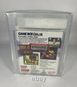 Gameboy Color Vga 85+ Gold Sealed Releasejahahr/first Print