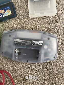 Gameboy Color X 4, Gameboy Advance, Jeux