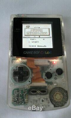 Gameboy Couleur Mods 101 Rétroéclairage