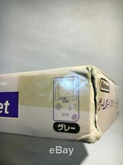 Gameboy Pocket Originale Gris Dmg Couleurs Limited Edition Game Boy
