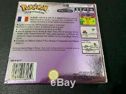 Jeu Nintendo Game Boy Couleur Gameboy Couleur Pokemon Version Complète