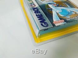 Jeu Nintendo Game Boy Pokémon Version Argent Couleur Neuf Sous Blister Rigide Vf