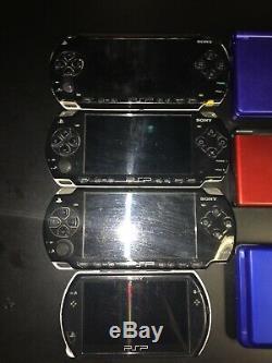 Jeu Portable Lot De 11 Nintendo 3ds Gameboy, Couleur, Sp, Ds Lite Sony Psp