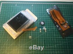 Kit De Rétro-éclairage Nintendo Ags101 Haut-parleur Gameboy Couleur Benn Venn Rub Mod Mod