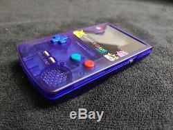 LCD Nintendo Game Boy Couleur Light Pokemon Bennvenn Freckleshack
