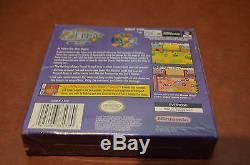 La Légende De Zelda Oracle Des Ages Nintendo Game Boy Couleur Factory Scellé