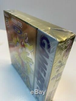 La Nouvelle Version Pokémon Gold (nintendo Gameboy Color) Rare Scellé En Usine H Seam