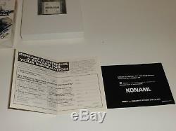 Metal Gear Solid (nintendo Game Boy Color, 2000) Complet En Boîte Cib. Agréable