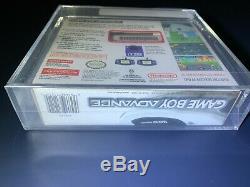 Nintendo Game Boy Advance Blanc Nouvelle Usine Vga Scellé 95+