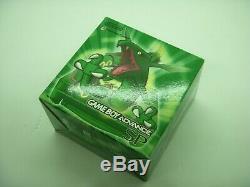 Nintendo Game Boy Advance Sp Console Pokemon Centre Rayquaza Couleur Limitée