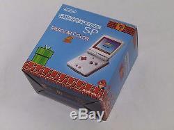 Nintendo Game Boy Advance Sp Console System Famicom Limitée Couleur Modifier