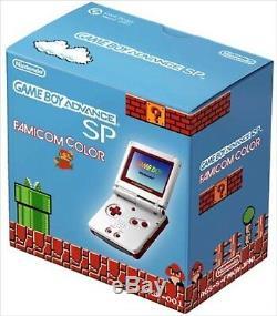 Nintendo Game Boy Advance Sp Famicom Couleur Console Système Gba Import Japon Nouveau
