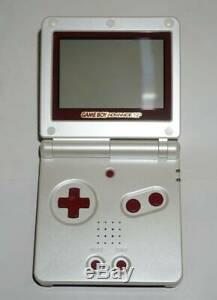 Nintendo Game Boy Advance Sp Famicom Gba Ags Limited Edition De Jp Fs